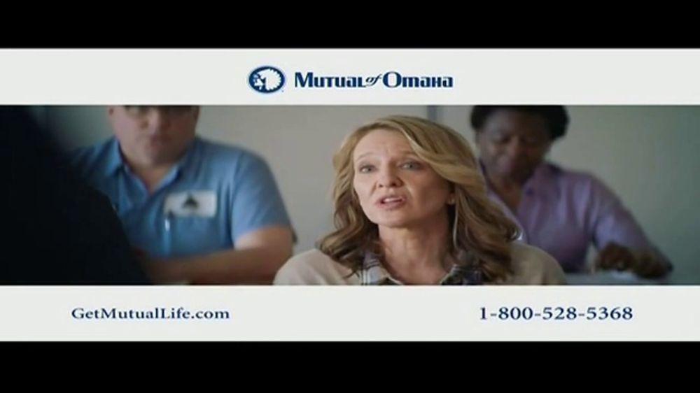 Mutual Of Omaha Insurance >> Mutual of Omaha TV Commercials - iSpot.tv