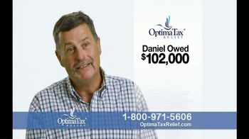 Optima Tax Relief TV Spot, 'Dan's Story'