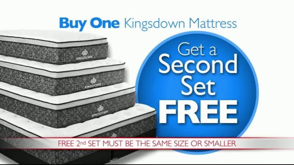 Rooms To Go Tv Commercial Kingsdown Mattress Sets