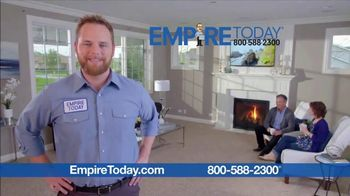 Empire Today TV Spot, 'Empire Makes Getting Beautiful New Floors Easy'
