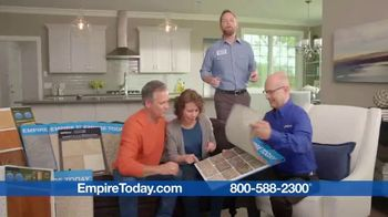 Empire Today TV Spot, 'Empire Makes Getting Beautiful New Floors Easy' - Thumbnail 2