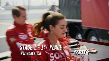 Sonic Drive-In Shakes TV Spot, 'NBC Sports Network: The Pits' - Thumbnail 1