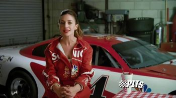 Sonic Drive-In Shakes TV Spot, 'NBC Sports Network: The Pits' - Thumbnail 3