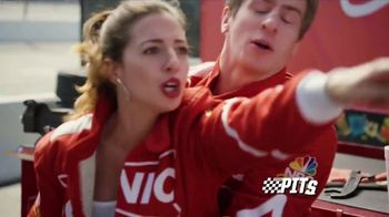 Sonic Drive-In Shakes TV Spot, 'NBC Sports Network: The Pits' - Thumbnail 8