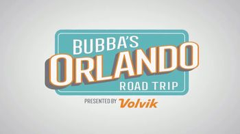 GolfAdvisor.com TV Spot, 'Bubba's Orlando Roadtrip'