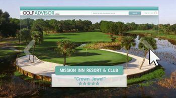 GolfAdvisor.com TV Spot, 'Bubba's Orlando Roadtrip' - Thumbnail 6