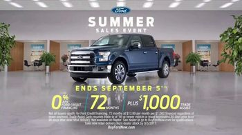 Ford Summer Sales Event TV Spot, 'Castle: F-150' Song by Owl City [T2] - Thumbnail 10