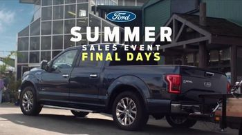 Ford Summer Sales Event TV Spot, 'Castle: F-150' Song by Owl City [T2] - Thumbnail 2