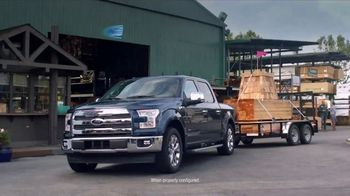 Ford Summer Sales Event TV Spot, 'Castle: F-150' Song by Owl City [T2] - Thumbnail 4