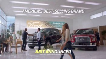 Ford Summer Sales Event TV Spot, 'Castle: F-150' Song by Owl City [T2] - Thumbnail 6
