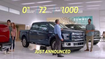 Ford Summer Sales Event TV Spot, 'Castle: F-150' Song by Owl City [T2] - Thumbnail 8