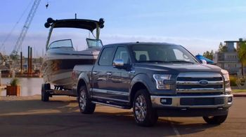 Ford Summer Sales Event TV Spot, 'Pro Trailer Backup Assist' [T2] - 552 commercial airings