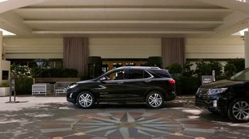 2018 Chevrolet Equinox TV Spot, 'Valet' [T1]