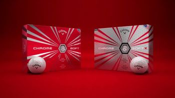 Callaway Chrome Soft TV Spot, 'Sound of Winning' Featuring Phil Mickelson - Thumbnail 7
