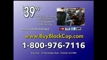 Block Cop TV Spot, 'See and Hear It All' - Thumbnail 7