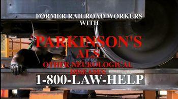 Kresch & Lee TV Spot, 'Former Railroad Workers'