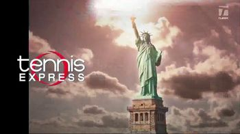 Tennis Express TV Spot, 'US Open Apparel & Footwear' - Thumbnail 1