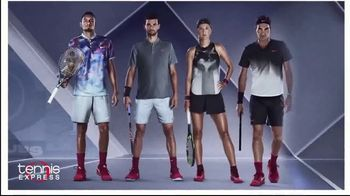Tennis Express TV Spot, 'US Open Apparel & Footwear'