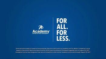 Academy Sports + Outdoors TV Spot, 'I Choose Academy: Football' - Thumbnail 9