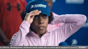 Academy Sports + Outdoors TV Spot, 'I Choose Academy: Football' - Thumbnail 4
