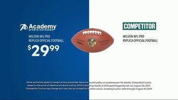 Academy Sports + Outdoors TV Spot, 'I Choose Academy: Football' - Thumbnail 8