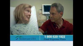 SeniorcareUSA Final Expense Plans TV Spot, 'When the Time Comes' - Thumbnail 2