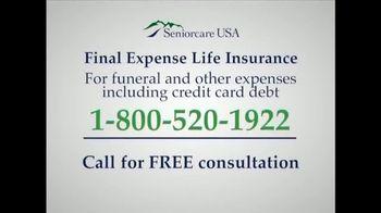 SeniorcareUSA Final Expense Plans TV Spot, 'When the Time Comes' - Thumbnail 5