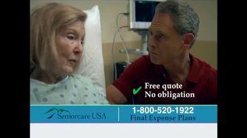 SeniorcareUSA Final Expense Plans TV Spot, 'When the Time Comes' - Thumbnail 6