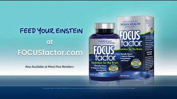 FOCUSFactor TV Spot, 'Get Your Einstein On' - Thumbnail 10