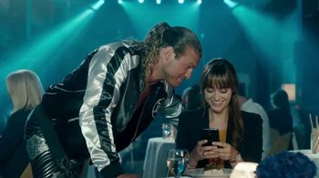 Cricket Wireless TV Spot, 'WWE Dinner' Ft. Dolph Ziggler, Song by Downstait