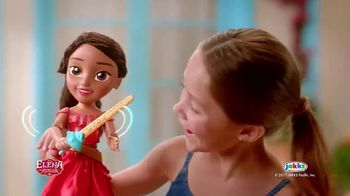 Disney Elena of Avalor Action and Adventure Doll TV Spot, 'Time to Rule' - 315 commercial airings