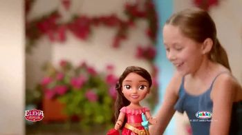 Disney Elena of Avalor Action and Adventure Doll TV Spot, 'Time to Rule' - Thumbnail 3