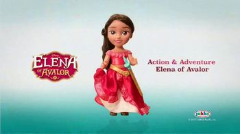 Disney Elena of Avalor Action and Adventure Doll TV Spot, 'Time to Rule' - Thumbnail 6