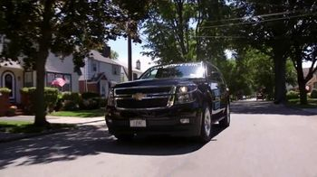 Chevrolet Tahoe TV Spot, 'NBC: Waterfalls' Featuring George Oliphant [T1] - Thumbnail 7