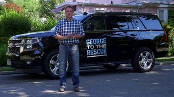 Chevrolet Tahoe TV Spot, 'NBC: Waterfalls' Featuring George Oliphant [T1]