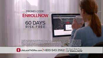 LifeLock TV Spot, \'Infomercial V2.3AA Holdback - CTA\'