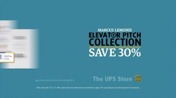 The UPS Store TV Spot, 'Not So Grand Opening: Elevator Pitch' - Thumbnail 10