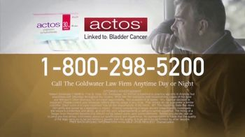 Goldwater Law Firm TV Spot, 'Bladder Cancer' - Thumbnail 8