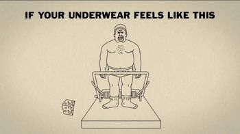 Duluth Trading Company Buck Naked Underwear TV Spot, 'Mousetrap' - Thumbnail 2