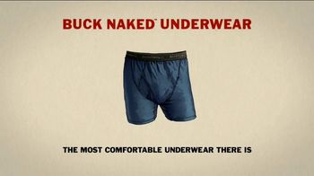Duluth Trading Company Buck Naked Underwear TV Spot, 'Mousetrap' - Thumbnail 4
