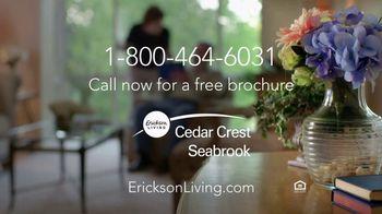 Erickson Living TV Spot, 'Cedar Crest & Seabrook' - Thumbnail 8