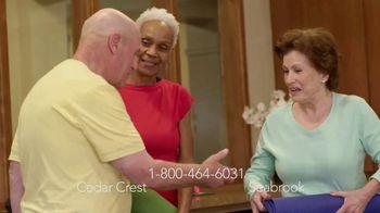 Erickson Living TV Spot, 'Cedar Crest & Seabrook' - Thumbnail 4