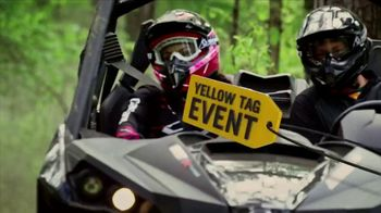 Can-Am Yellow Tag Event TV Spot, 'A Hard Day's Play' - Thumbnail 1