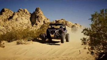 Can-Am Yellow Tag Event TV Spot, 'A Hard Day's Play' - Thumbnail 6