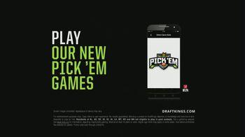 DraftKings Pick 'Em Games TV Spot, 'Play' - Thumbnail 8