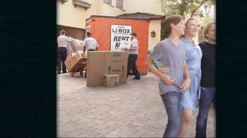 U-Haul U-Box TV Spot, 'Move at Your Pace' - Thumbnail 8