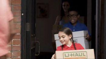 U-Haul U-Box TV Spot, 'Move at Your Pace' - Thumbnail 3