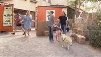 U-Haul U-Box TV Spot, 'Move at Your Pace' - Thumbnail 7