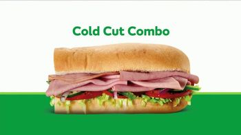 Subway $2.99 Fresh Value Menu TV Spot, 'Five Great Subs' - Thumbnail 5