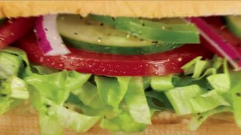 Subway $2.99 Fresh Value Menu TV Spot, 'Five Great Subs' - Thumbnail 6